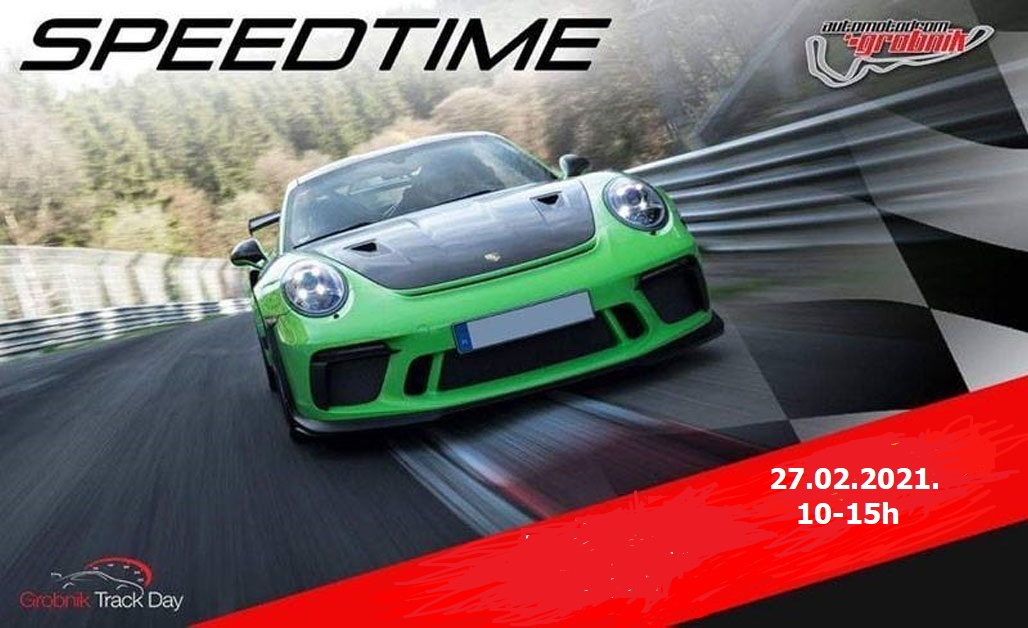 Speedtime by AMG &GTD 27.02.2021. 10-15h